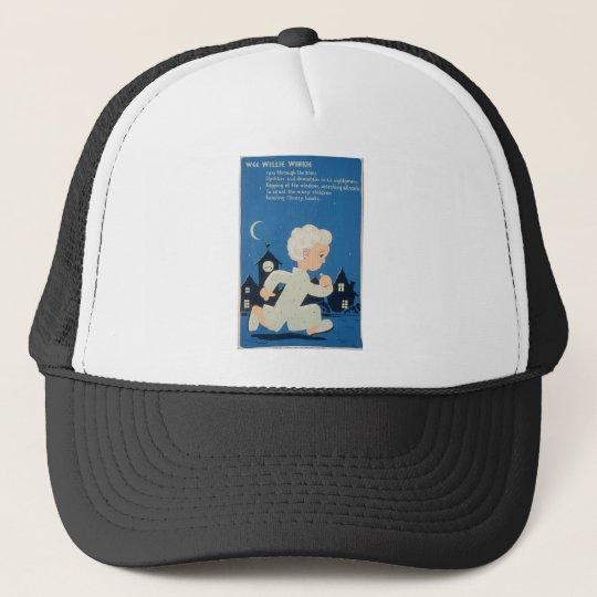 WPA - Wee Willie Winkie Trucker Hat