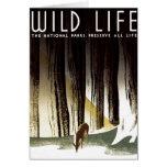 "WPA - ""Wild Life"" Card"