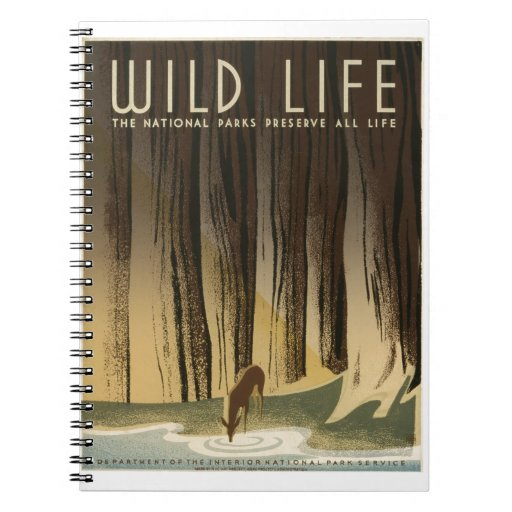 WPA - Wildlife Notebook