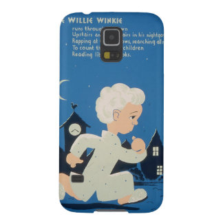 WPA - Willie pequenito Winkie Fundas De Galaxy S5