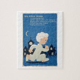 WPA - Willie pequenito Winkie Puzzle Con Fotos