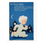 WPA - Willie pequenito Winkie Tarjetas Postales