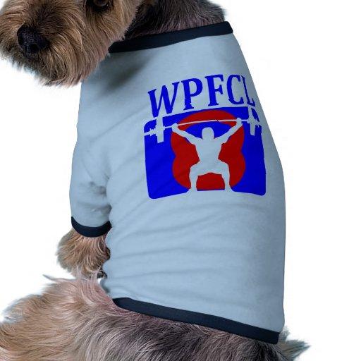WPFCL Logo Wear Dog Tshirt