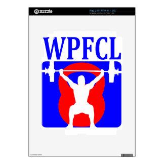 WPFCL Logo Wear Skins For iPad 2