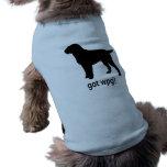 WPG conseguido Camisa De Mascota