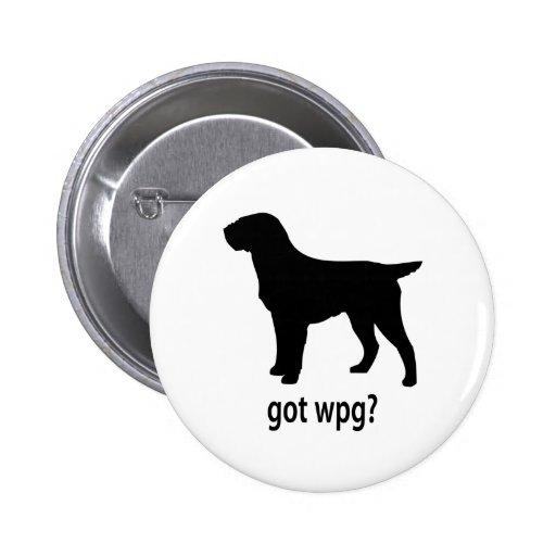 WPG conseguido Pin