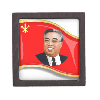 WPK Flag Jewelry Box