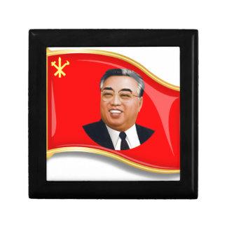 WPK Flag Keepsake Box