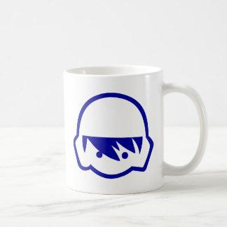 WPS Water Polo Logo In Blue Coffee Mug