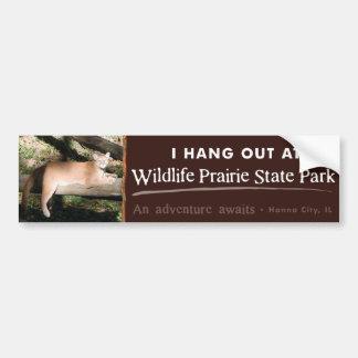 WPSP Bumper Sticker