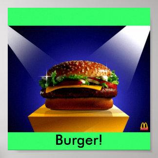 ¡wpview_get 333, hamburguesa! póster