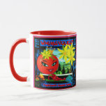 WQ MUG CUP : Saucy Tomato Crate Label