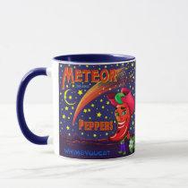 WQ MUG CUP : Scott Hot Pepper Crate Label