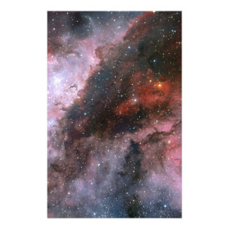 WR 22 and Eta Carinae regions of the Carina Nebula Stationery
