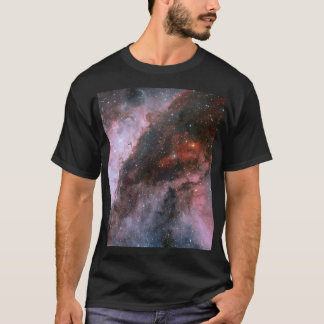 WR 22 and Eta Carinae regions of the Carina Nebula T-Shirt