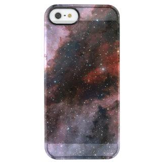WR 22 y regiones de Eta Carinae de la nebulosa de Funda Clear Para iPhone SE/5/5s