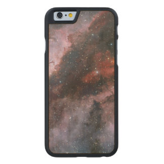 WR 22 y regiones de Eta Carinae de la nebulosa de Funda De iPhone 6 Carved® Slim De Arce