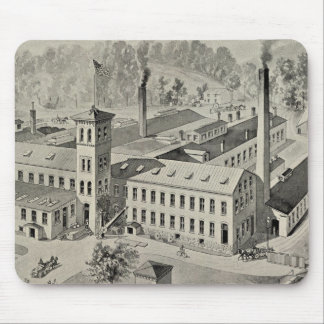 WR Brixey, manufacturer Mouse Pad