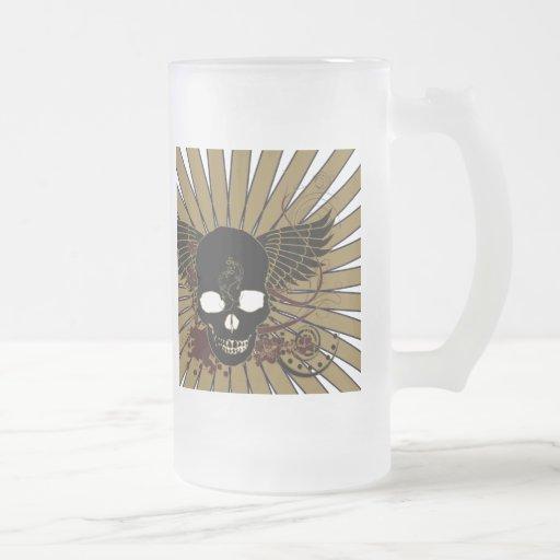 Wraith Coffee Mugs
