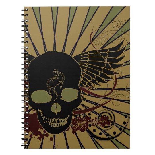 Wraith Notebook