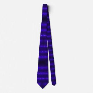 Wraithe Blue Demonolatry Luxury Silk Power Tie
