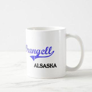 Wrangell Alaska City Classic Coffee Mugs
