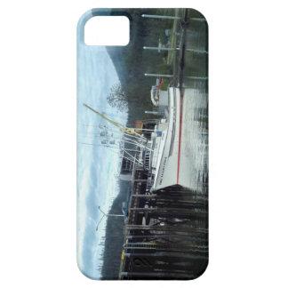 Wrangell, cubierta del teléfono del barco de pesca iPhone 5 fundas
