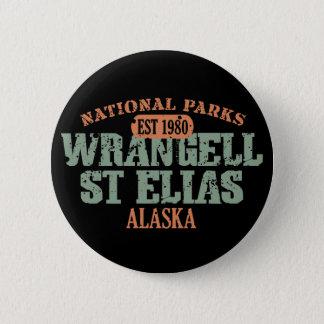 Wrangell St Elias National Park Button