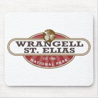 Wrangell St. Elias National Park Mouse Pad