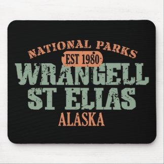 Wrangell St Elias National Park Mouse Pad
