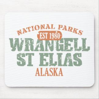 Wrangell St Elias National Park Mousepads