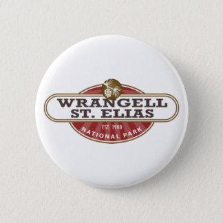 Wrangell St. Elias National Park Pinback Button