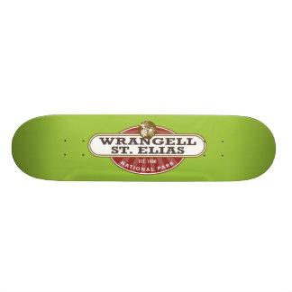 Wrangell St. Elias National Park Skateboards