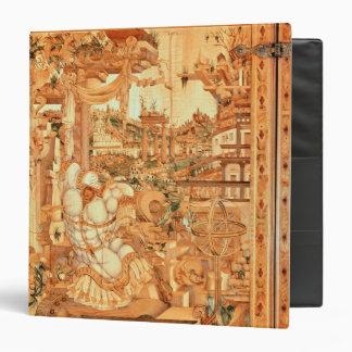 Wrangelschrank Cabinet, 1566 3 Ring Binder
