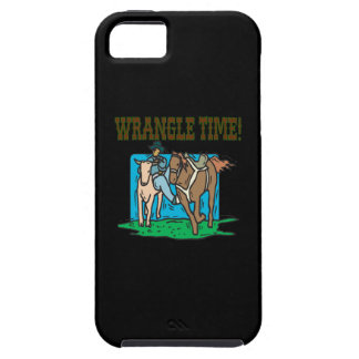 Wrangle Time iPhone 5 Case