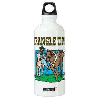 Wrangle Time Water Bottle