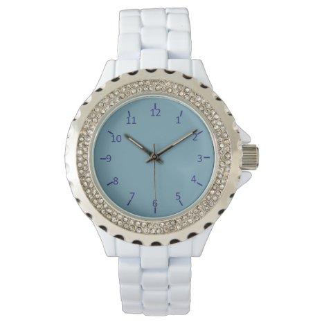 Wrangler Blue and Gray Wrist Watch
