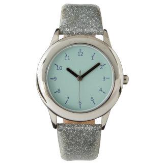 Wrangler Navy Denim Wristwatch
