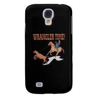 Wrangler Time Samsung Galaxy S4 Cover