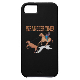 Wrangler Time iPhone 5 Covers
