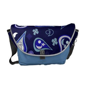 Wranglin' Paisley Commuter Bags