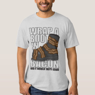 Wrap A Boot In Bacon And It Would Taste Good Dresses