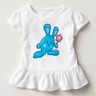 Wrap at Bébé wheels - Blue Rabbit Toddler T-shirt