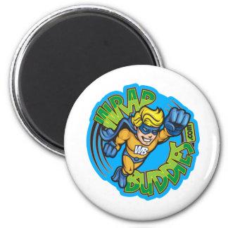 Wrap Buddies Inc 2 Inch Round Magnet