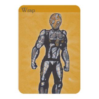 Wrap Collector's Card