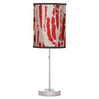 Wrap It In Bacon! Desk Lamps