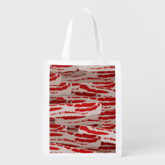 Wrap It In Bacon Market Totes