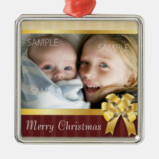 Wrap It Up Holiday Ornament