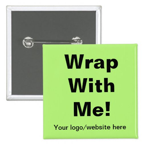 Wrap With Me! Button
