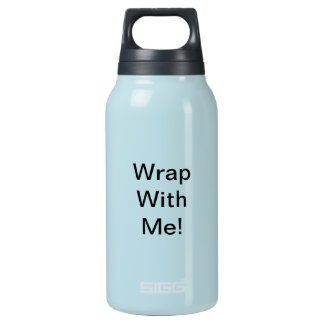 Wrap With Me! Insulated Water Bottle